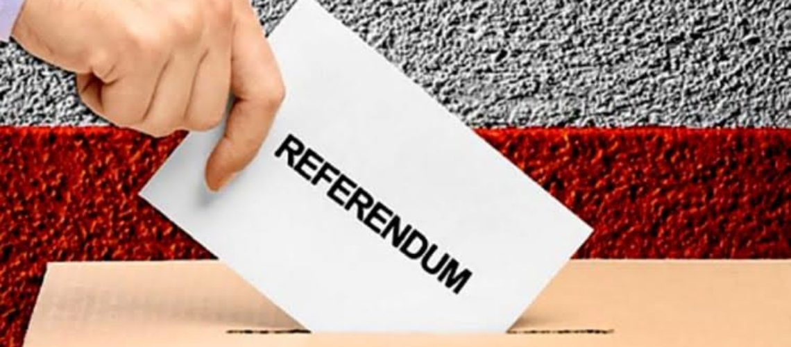REFERENDUM: SI – NO – TRUFFA?