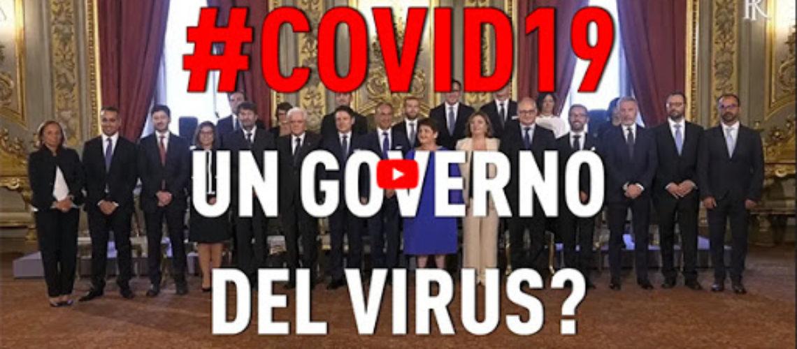 IL VIRUS E' STATO ONESTO, E IL GOVERNO?